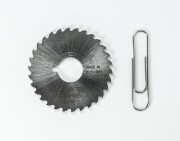 Kobaltové pilové kotouče 34x1,6x10 mm 30 B s drážkou na hřídeli