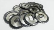 Vypouklá půlkruhová fréza vhodná na radiusové drážky, pro obrábění ocelí a litiny