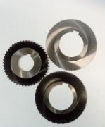 Pilové kotouče pro výrobu pístních kroužků