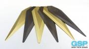 Nůž na řezání gumových a plastových hadic i na řezání plastových trubek
