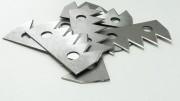 rtící průmyslové nože