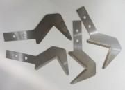 Průmyslové sekací nože na plasty