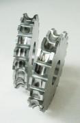 Frézy půlkruhové vyduté - rádiusové, vyrobené z rychlořezné oceli HSS, podle norem DIN 855 A, vhodné pro frézování i pro zaoblen