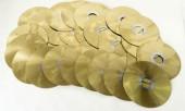 HSS drážkovací pilky s povlakem TiN