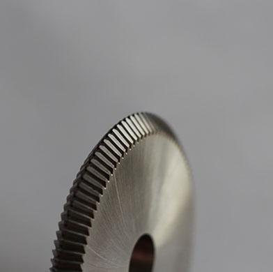 Kotoučové frézy pro stroje na kopírování klíčů
