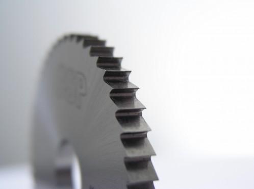 HSS drážkovací pilové kotouče dle DIN 1837 A