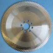 Segmentový pilový kotouč z materiálu HSS