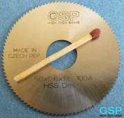HSS Slitting Saw Blade 50x0,6x13 100A-5