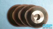 Screw Slotting Saw Blades  80x1,0x22  60A TiALN