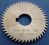 Teeth with Facet 55x4,5x16 48A1 (6)